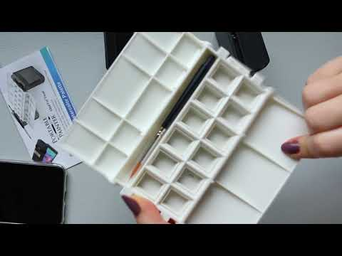 Portable Painter Watercolour Palette | First Impressions Review