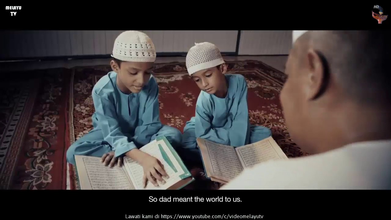 Download Pengorbanan Ayah - Lawak Tapi Best! Iklan Raya 2017 Hypp Inspirasi TV