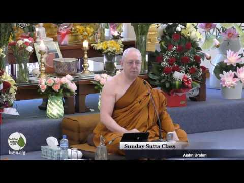 Word of the Buddha (part 2) | Ajahn Brahm | 8 Jan 2017
