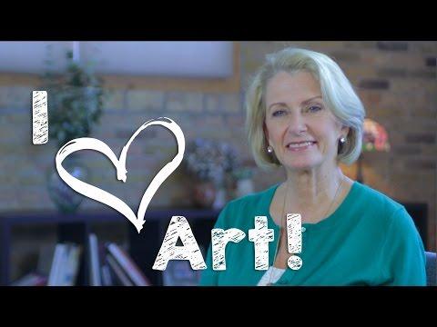 Young Rembrandts Art Enrichment: I love art