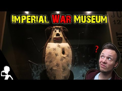 The Imperial War Museum And Art Gallery | Get Germanized