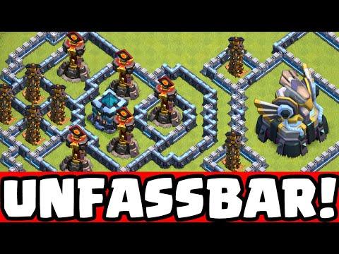 UNBESIEGBARE BASE?! 🔥 Clash Of Clans 🔥 CoC
