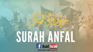 01 Tafseer Surah Al Anfal by Asad Israili in Urdu.mp4