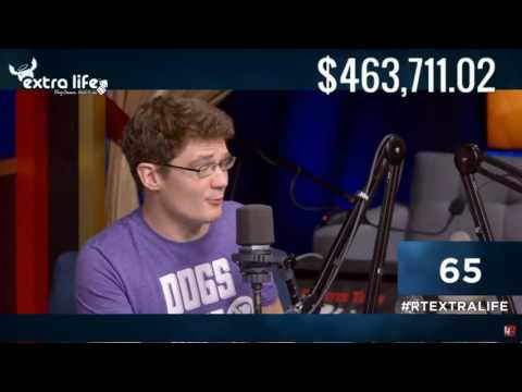Rooster teeth extra life 2016 Hour 14