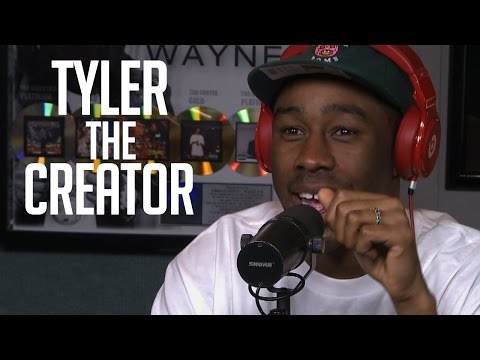 Tyler, The Creator talks new album, and his new found love o