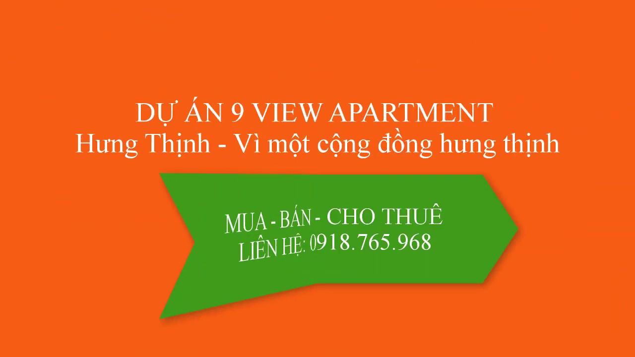 [Tháng 1/2019] – Thực tế dự án 9 view apartment – Căn hộ quận 9 giá tốt