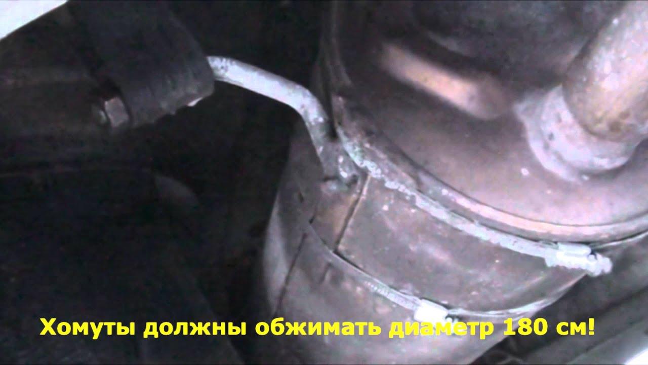 Прокладка клапанной крышки Рено Логан металлическая - YouTube