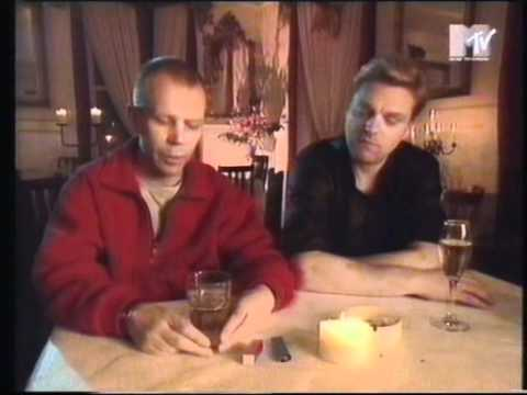 Erasure On MTV News 1997 (cowboy Album Release)