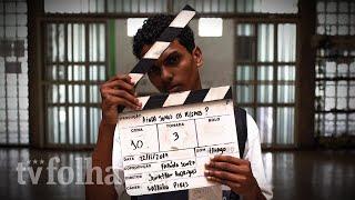 Sem nunca terem ido a cinema, alunos aprendem a fazer filmes