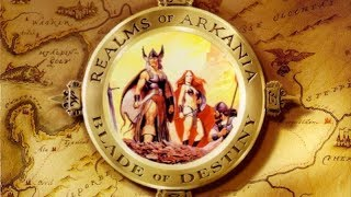 Realms of Arkania: Blade of Destiny (DOS) - Session 1