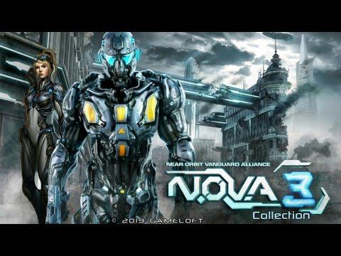 N.O.V.A. Collection/Crysis Mobile - Download |ThanosAtha