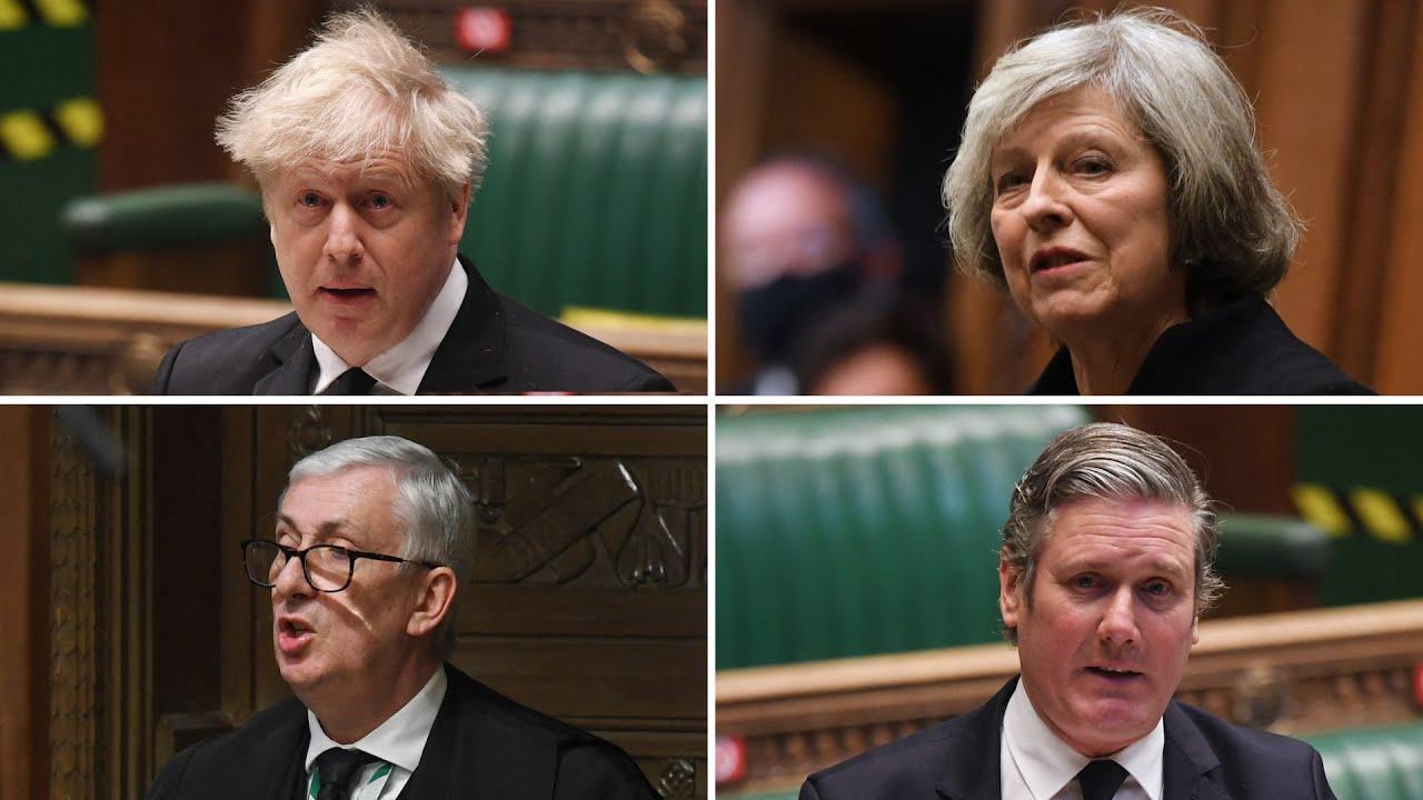 Boris Johnson leads tributes to Prince Philip in Parliament