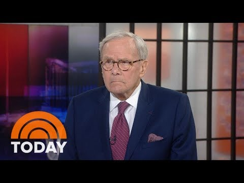 In Wake Of Las Vegas Shooting, Tom Brokaw Calls For 'National Dialogue' On Guns | TODAY