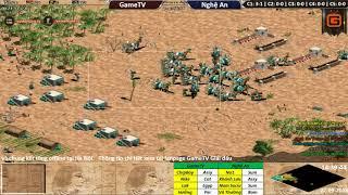 C2T1 | 4vs4 Random | GameTV vs Liên Quân | Ngày 22-09-2018