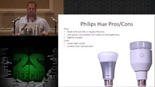 DEF CON 22 - Chris Littlebury - Home Alone with localhost: Automating Home Defense