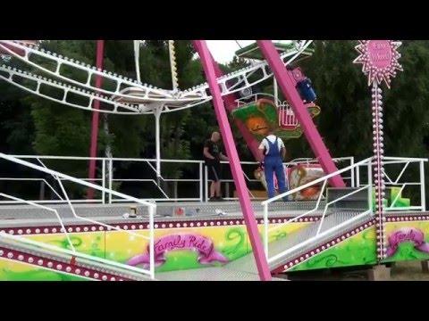 Ferris Wheel - set up by Luna-Park Rides
