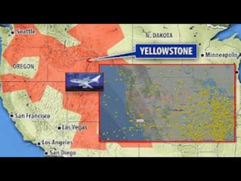 Yellowstone Awakening? NASA Flying World