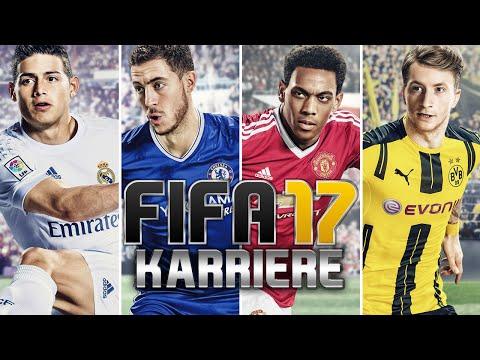 Willkommen bei Eintracht Frankfurt, Frosch!   FIFA 17 KARRIERE #S01E01   Let