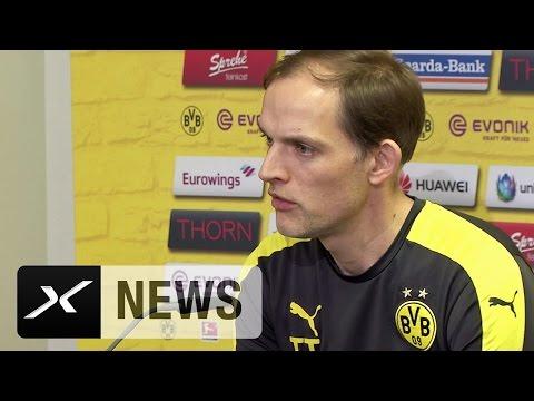 "Personenschutz? Thomas Tuchel: ""Nicht immer angenehm"" | Borussia Dortmund"