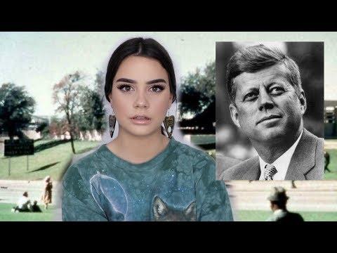 JFK ASSASSINATION CONSPIRACY THEORIES