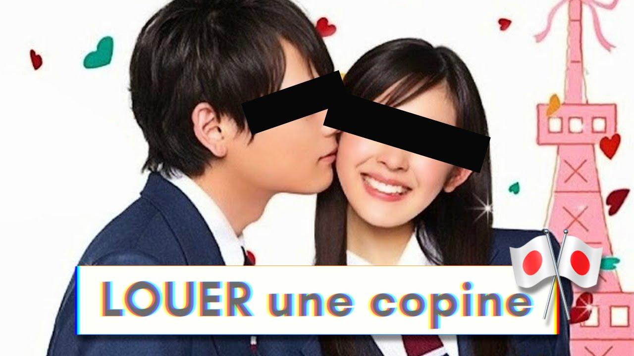 Les rendez-vous amoureux au Japon (location de copines)