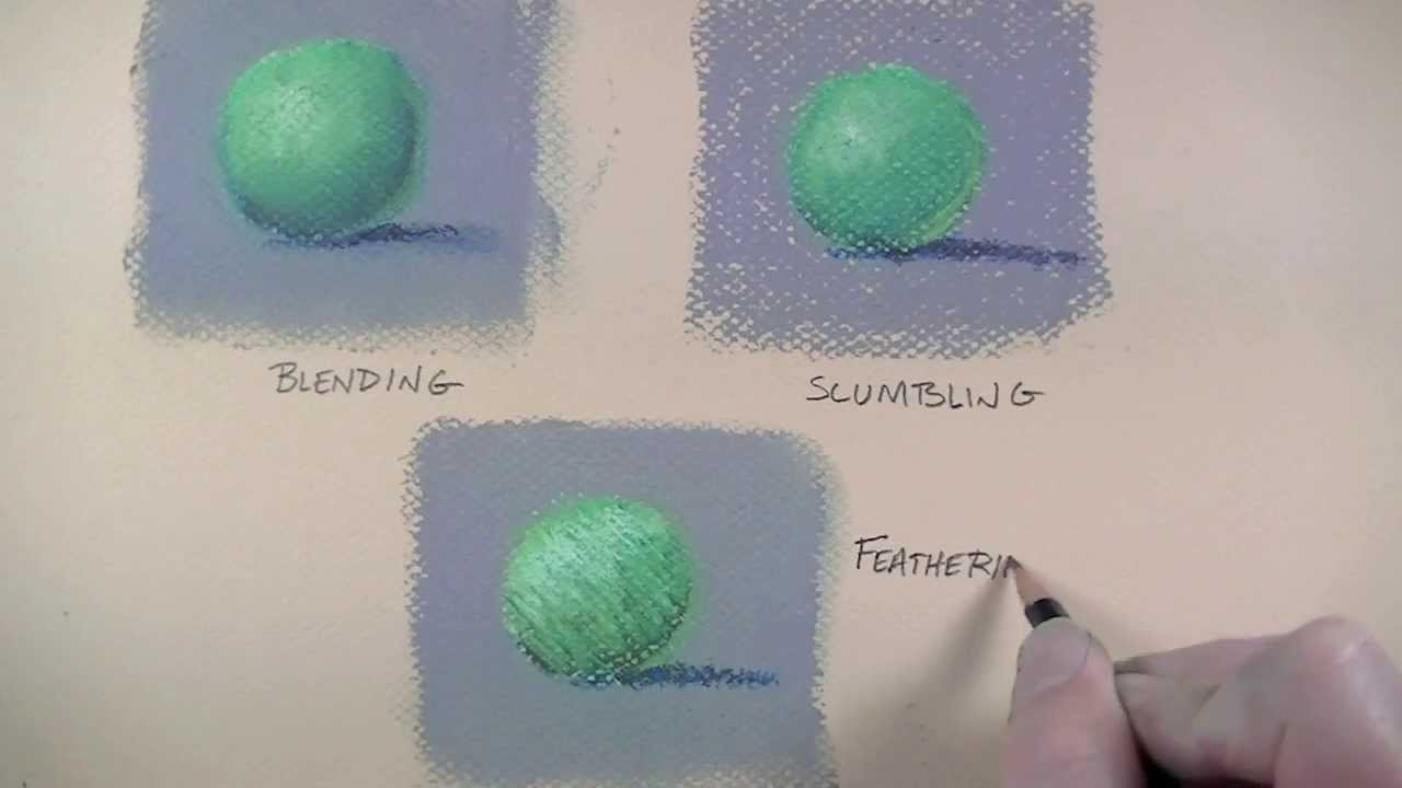 Soft Pastel Drawings For Beginners The