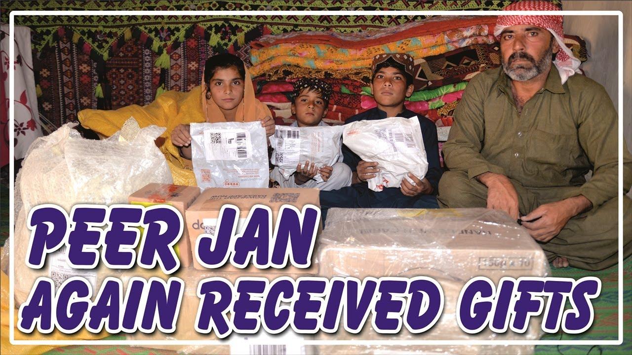 Again Received Gifts Peer Jan Rind