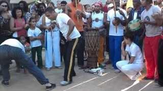 Roda de Capoeira do Cais do Valongo,Rio de Janeiro  23.04.13,