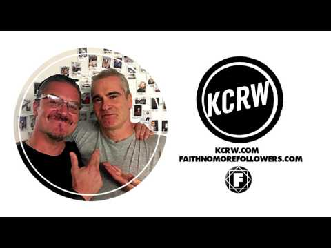 Henry Rollins Interviews Mike Patton on KCRW