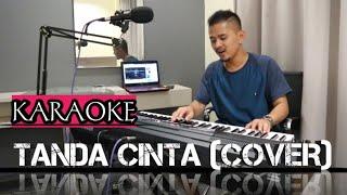 TANDA CINTA (Karaoke/Lirik) || Dangdut - Versi Uda Fajar
