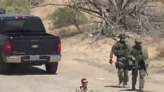 Lead Up to The Bundy Ranch Stand at Bunkerville, NV in the Spring of 2014