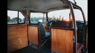 VW Bus Cheap Custom Interior