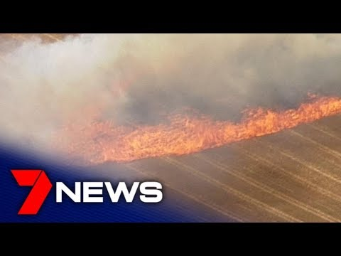 Port Wakefield Fire | South Australia | 7NEWS