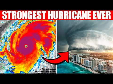 The Strongest Hurricanes In The World | Deadliest Hurricanes Of All Time