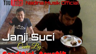 Download Cover lagu janji suci YOVIE & NUNO