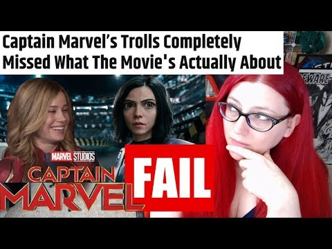 Captain Marvel Shill Media Missed The Point Of THEIR OWN Article To Call Fans Trolls! Mp3