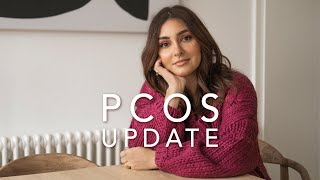 PCOS Update | Cysts are gone! How did i do it | madametamtam