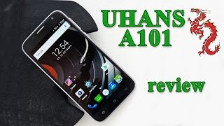 UHANS A101 review // ПОДРОБНЫЙ обзор ЧУДО-смарта с 4G за 59,99$(, 2016-10-24T17:20:00.000Z)