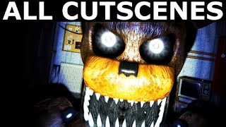 JOLLY 3: Chapter 2 - Full Story & All Cutscenes (No Commentary) (FNAF Horror Game 2018)