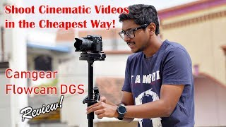 Shoot Cinematic Videos on Your DSLR in the Cheapest Way!
