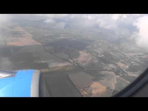 Airbus A321 TUI Metro Jet take-off Dalaman Turkey