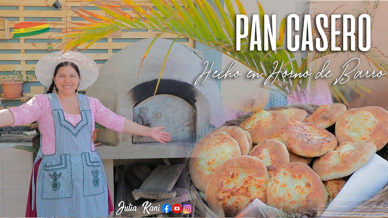 PAN CACERO - AL HORNO DE BARRO