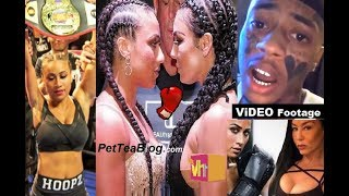 Hoopz Beat Nat D from Mob Wives🥊 Boonk Whooped his Own Camera Man ViDEO 👊🏾