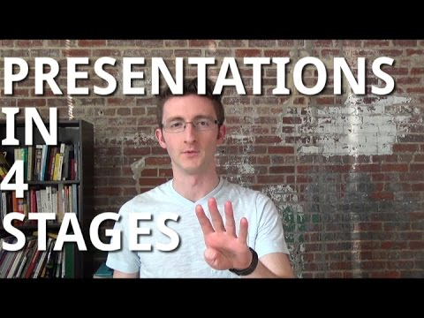 The 4 Stages Of Studio Presentations