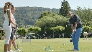Golfsport - vom Schnupperkurs bis zur Platzerlaubnis