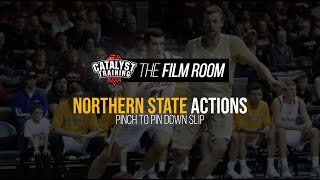 Pinch to Pin Down Slip || Northern State Actions