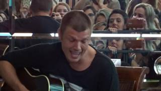 """[Nick Carter] """"I Got You"""" - Acoustic in São Paulo (July 2016)"""