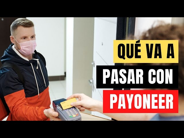 Instructor de Udemy: ¿qué pasa con Payoneer? | Update regarding Wirecard and your prepaid card