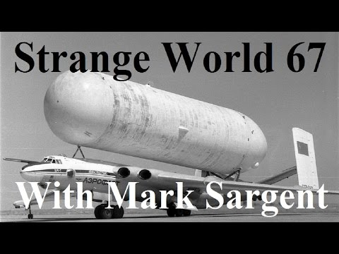 The globe will fall before the Flat Earth truth - SW67 - Mark Sargent