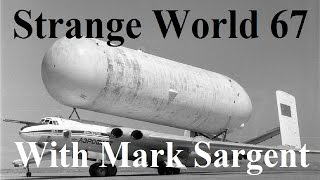 The globe will fall before the Flat Earth truth - SW67 - Mark Sargent ✅